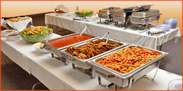Catering Services Near Austin TX By Good Luck